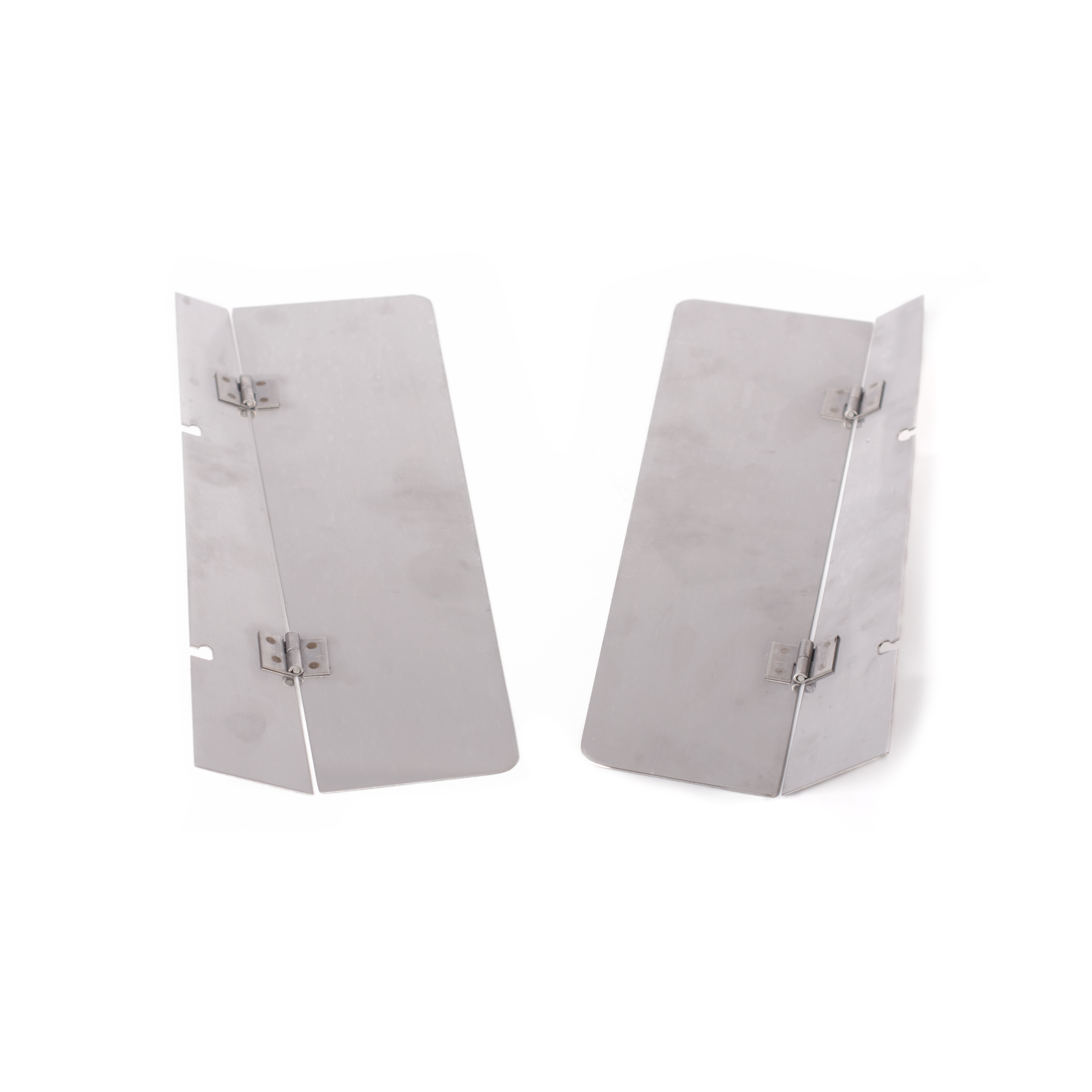 Heat Shield - Set (polished)